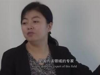 12届中国青年女科学家奖获奖者李赞
