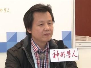 """""""春晖""""创业者说:梁建明——会说话的地图"""