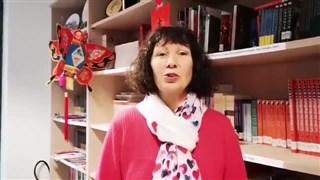 法国蒙彼利埃孔子学院祝福中国视频