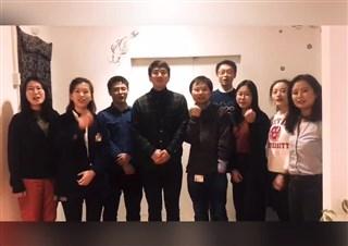 丹麦中国学生学者联合会捐赠的医疗物资运抵武汉