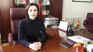 俄罗斯远东大学孔子学院俄方院长祝福视频
