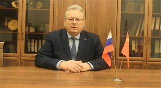 莫斯科鲍曼国立技术大学库茨涅佐夫副校长致敬中国