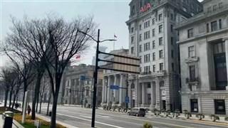 上海大学国际留学生文武用镜头讲述疫情下真实的上海